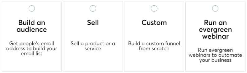 systeme.io funnels