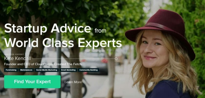 Get startup advice with Clarity
