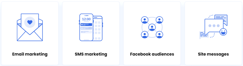 Active campaign messaging tools