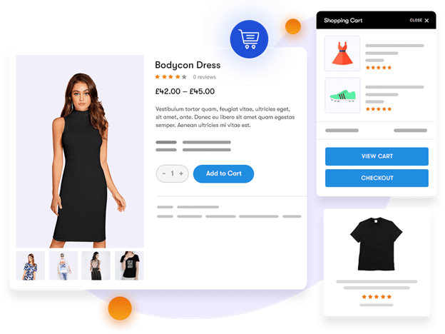 ecommerce features